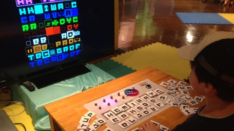"""ARTWORK DESCRIPTION """"Cubie"""" is an art project by sadam fujioka and is a new musical composition system with interactions of action puzzle games since 2006. Musical functions are assigned to each alphabet character and you can compose music with combined use of them in 3 different perspectives that they are […]"""